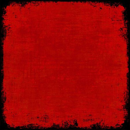 Grunge Paint Red Texture Background Stock Photo - 7051585