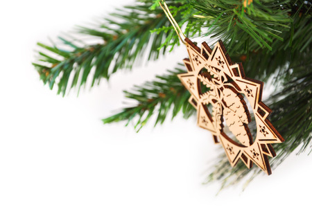 hängen Weihnachtsdekoration