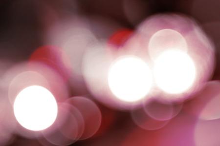 light game: gioco di luce colorata, bokeh offuscata Archivio Fotografico