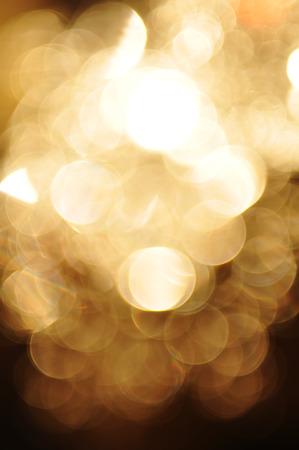 lampe: colorful light game, blurred bokeh