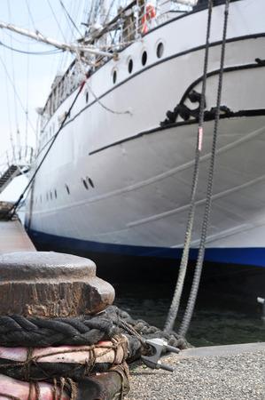 dew of a sailing ship