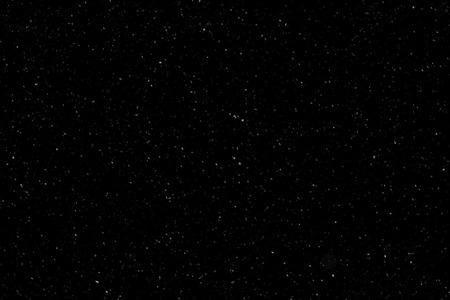 eis: Snowstorm in the dark night Stock Photo