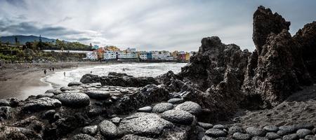Playa Jardin - Puerto de la Cruz