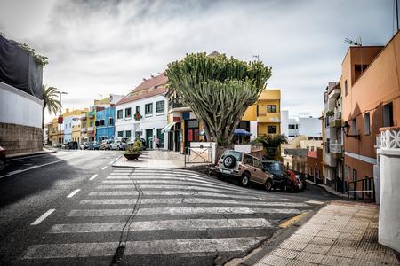Streets of Puerto de la Cruz