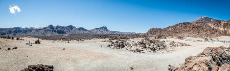 Las Canadas del Teide - national park 版權商用圖片 - 93134533