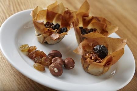 filo pastry: filo pastry