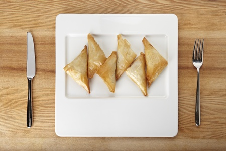filo: filo pastry