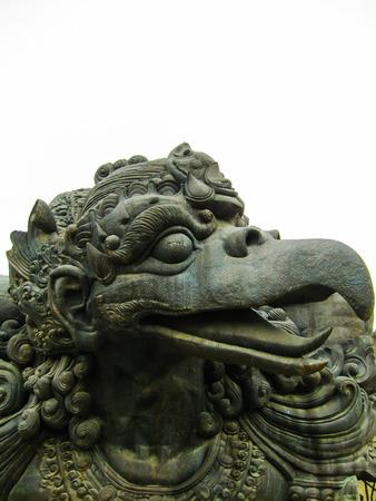 garuda: The Garuda statue of Bali Island, Indonesia