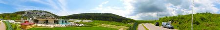 Egerszalok, Hungary - May 05, 2017: the Saliris resort.