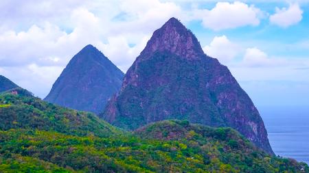 Beautiful Saint Lucia, Caribbean Islands
