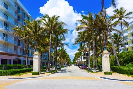 Worth Avenue, Palm Beach, Florida, Estados Unidos