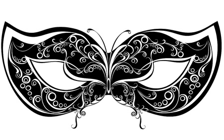 Carnival mask  Masks for a masquerade  Stock Vector - 16258133
