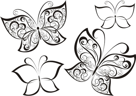 Butterfly Stock Vector - 16543541
