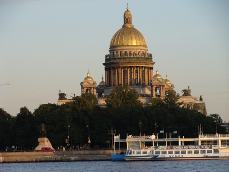 Saint Isaac s Cathedral in Saint Petersburg photo