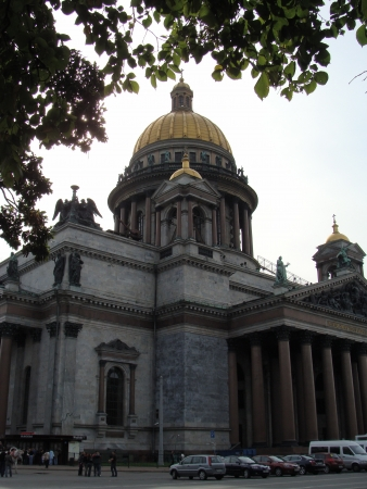 Saint Isaac s Cathedral in Saint Petersburg Stock Photo - 19015825