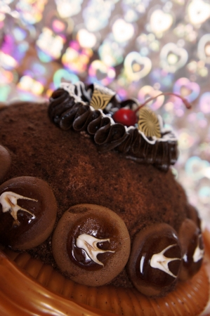 chocolaty: Chocolate cake
