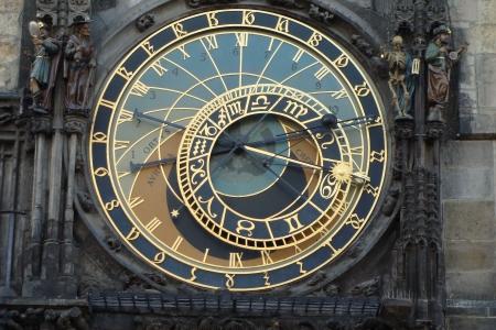 reloj de sol: Reloj Astron?mico de Praga, Rep?blica Checa