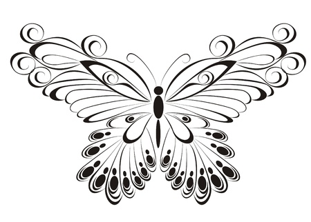 buteerfly Stock Vector - 20225678