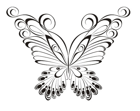 buteerfly Stock Vector - 20225674