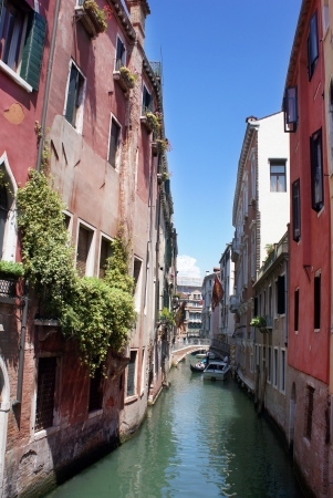 Canal in Venice Stock Photo - 20778388