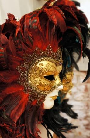Carnivale Mask, Venice Stock Photo - 21188211