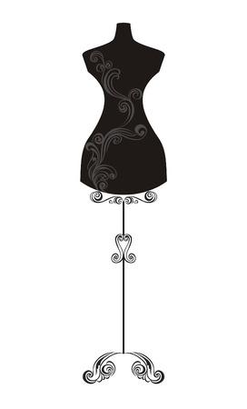 couture: Vintage Mannequin