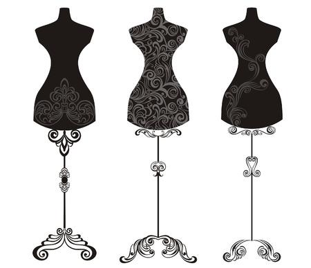manikin: Vintage Mannequin