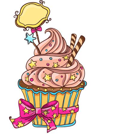 birthday cupcakes: Cupcake