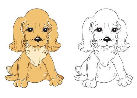Libro Para Colorear Con El Chef Gato De Dibujos Animados Con La ...