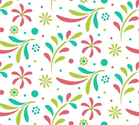 Seamless pattern floreale Archivio Fotografico - 37267503