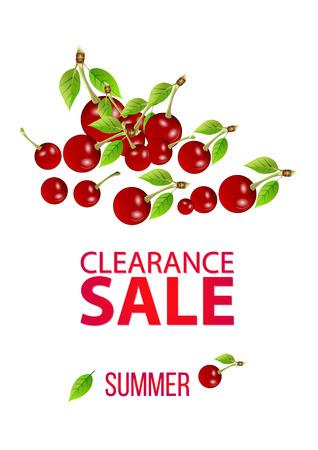 総: サマーセール ベクトル。販売デザイン。販売バナー。夏のセール カード カラフルな販売。販売の背景