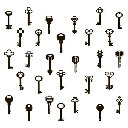 icono de llave de la casa