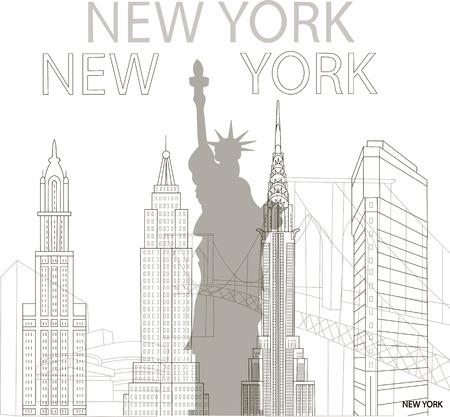 chrysler building: Modern New York