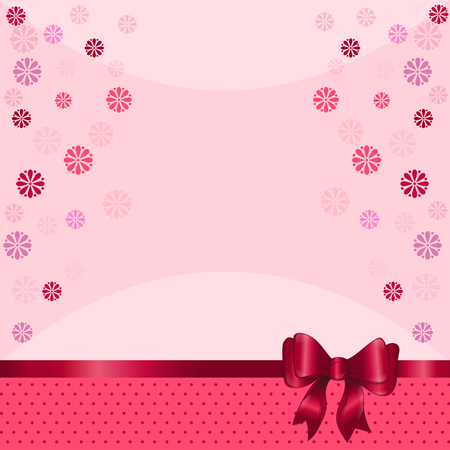figure of eight: holiday card