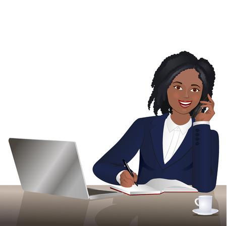 african girls: Business Woman