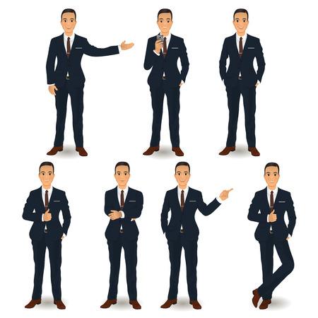 Businessman  イラスト・ベクター素材