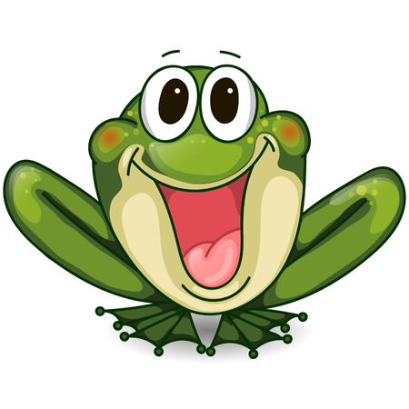 funny: funny frog