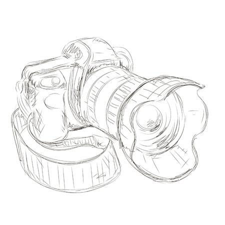 capturing: Camera sketch