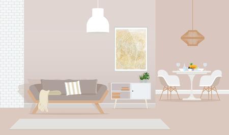 Illustration vectorielle. Peint en forme