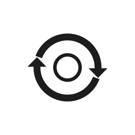 Consistency icon. Simple vector illustration.
