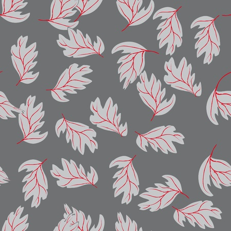 skyblue: abctract seamless pattern with feather