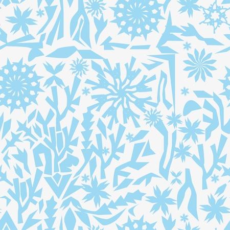 abstract seamless pattern. Vector illustration Stock Vector - 12436476