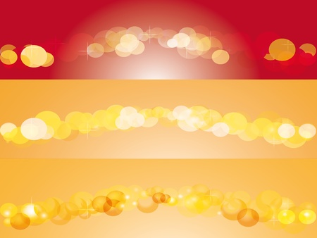 abstract background with transparent spheres  Raster picture photo