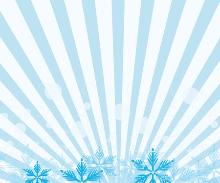 Winter background for your design Vector