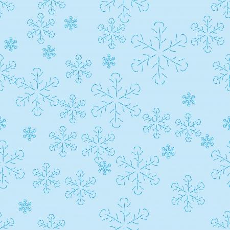 encasement: winter seamless