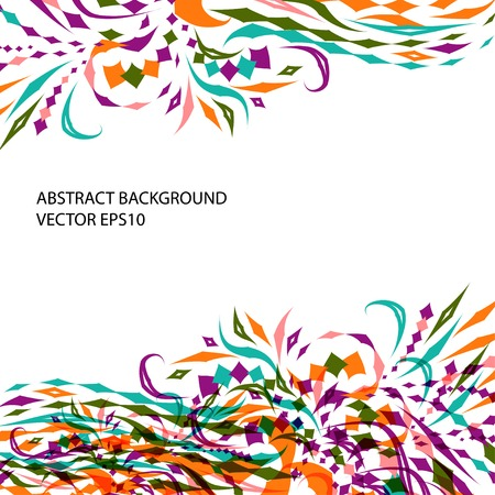 abstract background Stock Vector - 23678440