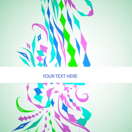 abstract   background  Stock Vector - 23678442