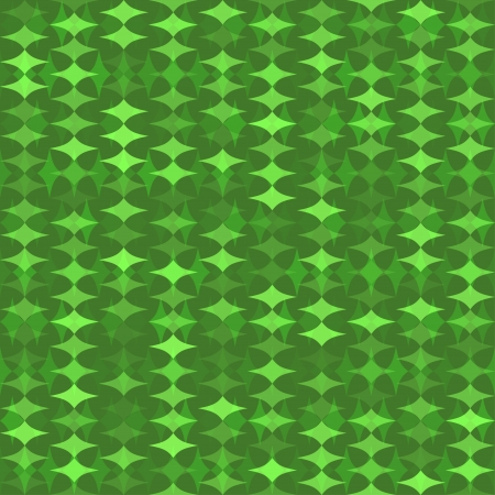 tessellation structure: abstract seamless pattern with colorfull rhombuses  on green background