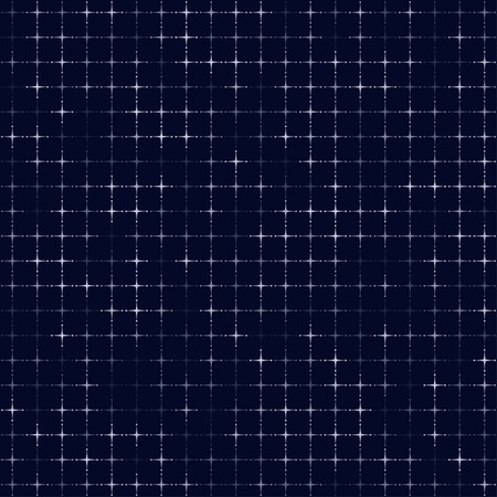 grille: dark blue print vector background with abstract grille