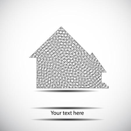 quadratic: geometr�a casa negro